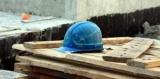 На будівництві робочого смерть прибило бетонними блоками