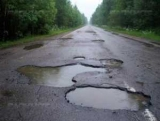 У рейтингу якості доріг Україна посіла одне з останніх місць