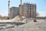 Будівництво 9-го поверху будинку №3 ЖК Seven