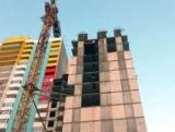 Перекриття 17-го поверху другої секції РК Lego House