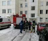 У Солом\'янському районі горіла лікарня