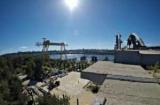 Які роботи проводять на Подільському мосту