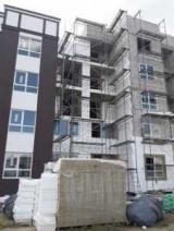 Будівництво новобудови РК M?ller Haus у серпні 2018 р.