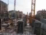 Будівництво ЖК Crystal House в Києві