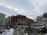 Будівництво 8-го поверху РК Поділ - Градъ