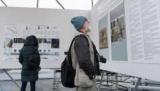 У центрі столиці відкрилася виставка проектів Меморіалу Героям Небесної сотні