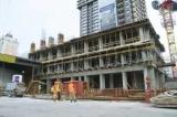 Будівництво 4-го поверху РК Obolon Residences