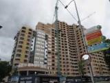 Етап будівництва ЖК Шевченківський: фото в липні